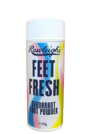 Deodorant Foot Powder - 110g