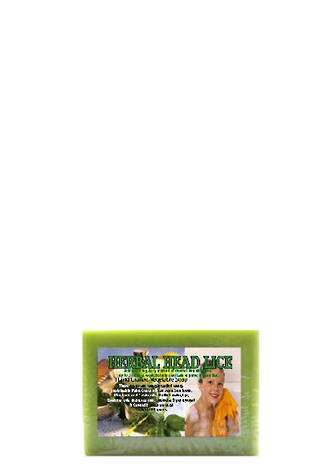 Herbal Head Lice Soap - 100g