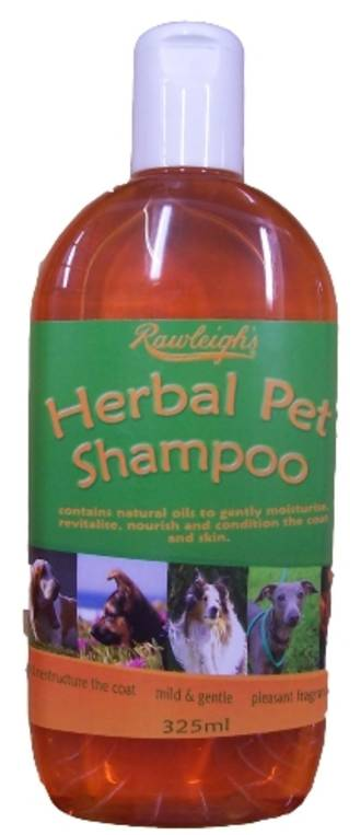Herbal Pet Shampoo - 325ml