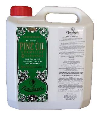 Pine Oil Germicide & Cleanser - 2l