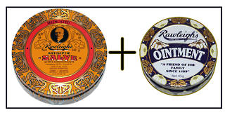 Antiseptic Salve + Ointment Combo - Sorry New Zealand Only