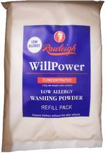 Will Power Low Allergy Washing Powder - 1.5kg refill