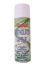 Mentholated Vapour Spray - 150g