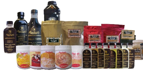 Rawleighs natural nutritional food range NZ and Australia