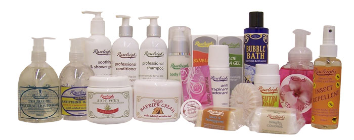 Rawleighs natural Skin Care NZ and Australia