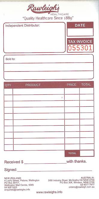 buy sales receipt book business building tools for