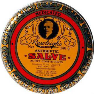 Natural Antiseptic Salve NZ and Australia